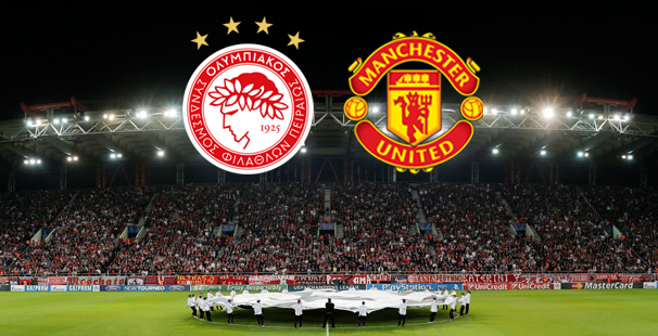 pronostic olympiakos manchester united