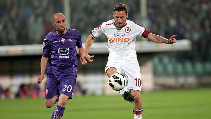 Pronostic Fiorentina AS Roma