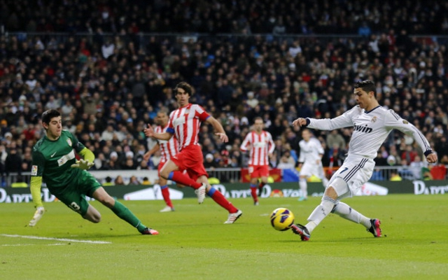 Pronostic Real Madrid Atletico Madrid