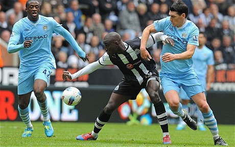 Pronostic Newcastle - Manchester City