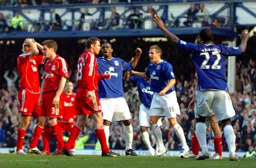 Pronostic Liverpool Everton