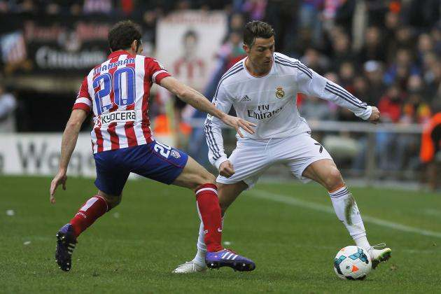 Pronostic Réal Madrid Atlético Madrid