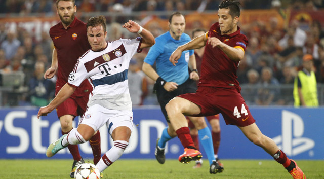 Pronostic Bayern Munich AS Roma