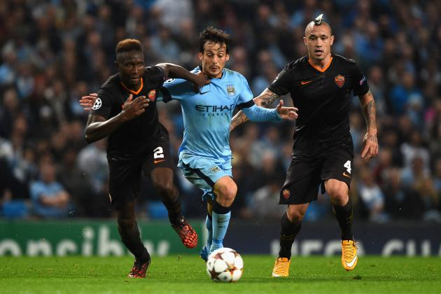 Pronostic AS Roma Manchester City